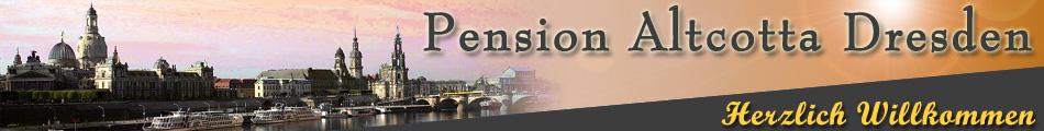 Logo - Pension Altcotta Dresden